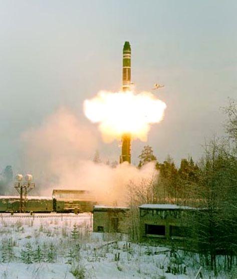 в новосибирске ядерная ракета нас